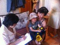 В Туве члены Народного фронта проводят анализ качества жизни людей