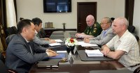 Конкурс в Президентское кадетское училище Тувы составил 9 человек на место