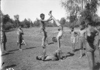 Страницы истории. Спортивная гимнастика в Туве