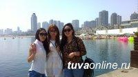 Студенты ТувГУ, проучившиеся год в Китае, вернулись домой