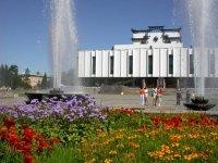 В Туве на выходных ожидается 36-градусная жара