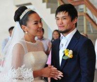 Опан Сат женился!