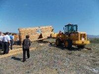 Власти Кызыла жестко пресекают самозахват земель