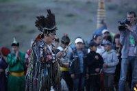 Шаманы из Гренландии, Мексики, Южной Кореи, Монголии камлали в Туве