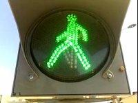 В Кызыле монтируются новые светофоры