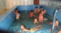 В Центре медпрофилактики проходят «праздники здоровья» для детей из «дворовых лагерей» Кызыла