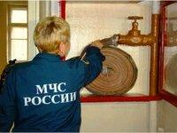 Ведется проверка пожарной безопасности школ Тувы