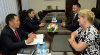 Вера Лапшакова и Алдар Тамдын назначены заместителями министра культуры