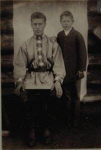 Русские купцы в Туве XIX-XX века. русских