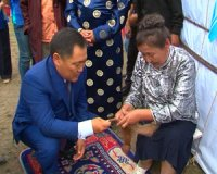 Глава Тувы пожелал жителям Кызылского района дальнейших трудовых успехов