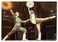 Потомки легендарного циркового артиста Владимира Оскал-оола выступят в Туве с цирком «Золотой дракон»