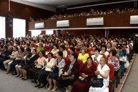 Августовское совещание педагогов Тувы состоялось в обновленном Доме народного творчества