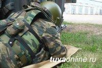 Антитеррористические учения проведены на базе школы с. Бай-Хаак (Тува)