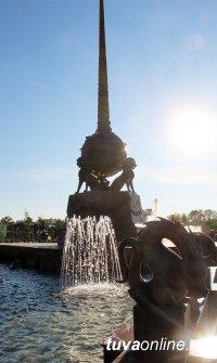В Туве открыт главный символ Азии