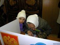 Кызыл: избирательный участок из Дома народного творчества переехал в начальную школу № 1