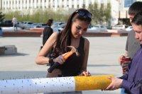 Полицейские Тувы оштрафовали 338 курильщиков