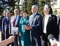 """Команда """"Единой России"""" в парламенте Тувы готова к новым задачам"""