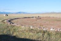 Участники Международной конференции выехали в полевые экспедиции по Туве