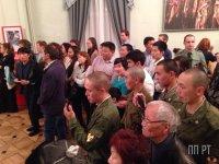 В Москве выступает Национальный театр Тувы