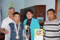 Уроженец Монгун-Тайги Антон Салчак стал двукратным победителем первенства мира по кикбоксингу