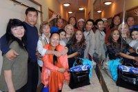 В Москве с успехом прошли гастроли тувинского театра
