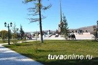 У обелиска «Центр Азии» на Набережной Енисея появится дендропарк
