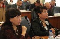 Парламент Тувы определился структурно и кадрово