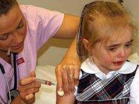 Более 90% детей Сут-Хольского и Барун-Хемчикского районов Тувы привиты от гриппа