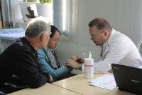 Главный детский ортопед Сибири провел прием детей в Туве