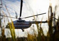 В Туве в поисках пропавшего вертолета обследовали 24015 кв.км