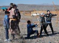 День тувинской культуры на левобережных дачах