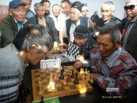 В Шагонаре состоялось первенство Тувы по шахматам