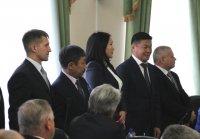 В парламенте Тувы утверждены кадровые назначения членов Правительства республики
