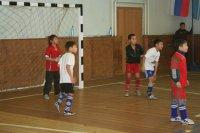 В дни осенних школьных каникул в Кызыле пройдут матчи по мини-футболу среди школьных команд