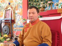 Тэло Тулку Ринпоче назначен представителем Далай-Ламы в России и Монголии