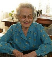 Екатерина Бухтуева-Лама, вдова легендарного тувинского добровольца, отметила юбилей