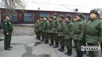 В осенний призыв Тува направит в Вооруженные силы 708 новобранцев