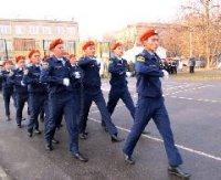 Кадеты Кызыла отличились на играх в Москве