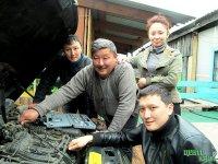 Кызыл отмечает День отцов конкурсами, спартакиадой, встречами в школах