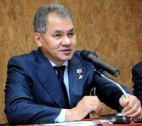 Сергей Шойгу стал почетным гражданином Красноярского края
