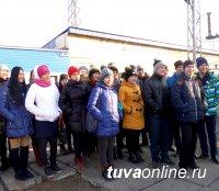 Неделя «МРСК Сибири» в Республике Тыва