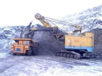 В Туве завершен «северный завоз» угля в труднодоступные населенные пункты