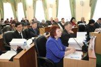 Бюджет Тувы на 2015 год принят в первом чтении