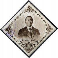 Репрессированный премьер Сат Чурмит-Тажы (1894-1938)