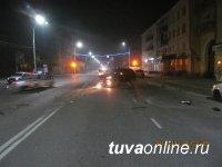 В Кызыле по вине пьяного водителя погибли два пассажира