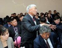 Проект бюджета Кызыла на 2015 год будет обсужден на публичных слушаниях 10 декабря