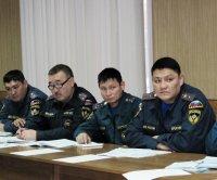 В целях стабилизации обстановки с пожарами в Главном управлении МЧС России по Республике Тыва проведена внеплановая коллегия