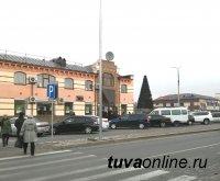 Новогодний Кызыл: новая прописка главной елки столицы Тувы