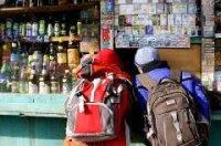 В Кызыле оштрафованы продавцы пива несовершеннолетним