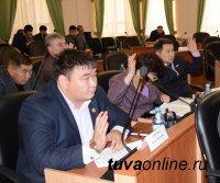 Горхурал Кызыла решил увековечить память Почетных граждан города Седип-оола Танова и Долчанмаа Байкара